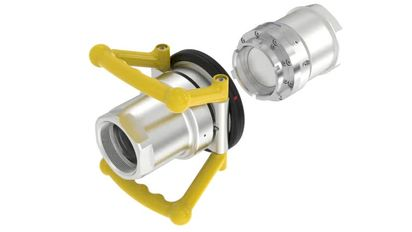 MannTek Dry Aviation Coupling