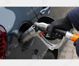 Vehicle refuelling with LPG (L.P. Gas, Autogas)